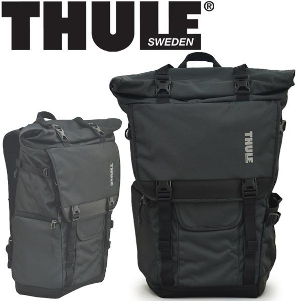 バックパック カメラバッグ THULE スーリー デジタル一眼レフ・カメラ用 ロールトップ式 デイバッグ ザック リュックサック TCDK-101 撮影機材一式 収納 鞄 かばん/TCDK101
