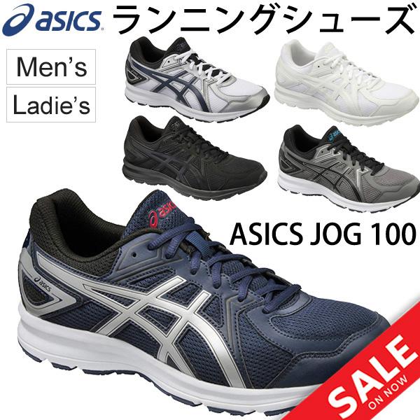 ASICS ASICs mens Womens running shoes and jogging walking ASICS JOG 100 /  TJG134