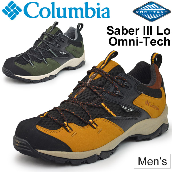 Lo YM5448 /(コロンビア/) Omni−Tech Columbia 8/ 【SMTB】 (Abyss×Bright Copper) Saber Men's 【送料無料】 26.0cm (セイバー 3ロウオムニテック) III 439