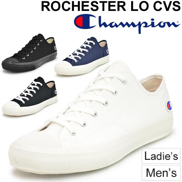 スニーカー メンズ レディース チャンピオン Champion ROCHESTER LO CVS/ローカット シューズ 靴 キャンバス 日本製 バルカナイズド アメカジ ミリタリー/C2M704[rP15-14day]
