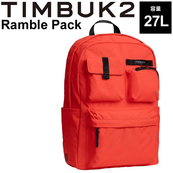 バックパック TIMBUK2 ティンバック2 ランブルパック OSサイズ 27L/リュックサック デイパック カジュアル ザック 鞄 Ramble Pack 正規品/173631218【取寄】
