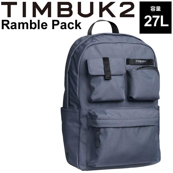 バックパック TIMBUK2 ティンバック2 ランブルパック OSサイズ 27L/リュックサック デイパック カジュアル ザック 鞄 Ramble Pack 正規品/173632422【取寄】