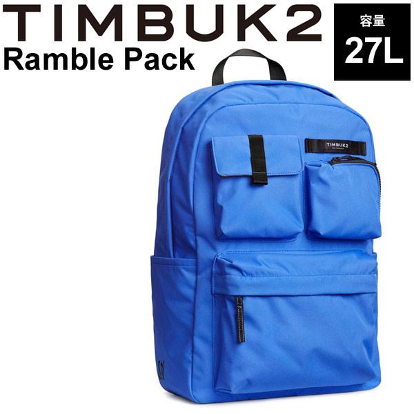 バックパック TIMBUK2 ティンバック2 ランブルパック OSサイズ 27L/リュックサック デイパック カジュアル ザック 鞄 Ramble Pack 正規品/173634601【取寄】