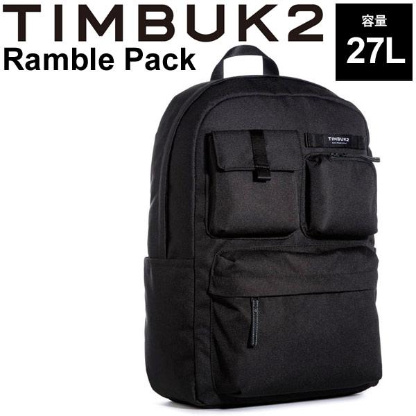 バックパック TIMBUK2 ティンバック2 ランブルパック OSサイズ 27L/リュックサック デイパック カジュアル ザック 鞄 Ramble Pack 正規品/173637478【取寄】