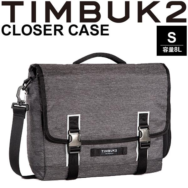 ブリーフケース ショルダーバッグ TIMBUK2 ティンバック2 The Closer Case ザ・クローザーケース Sサイズ 8L/ビジネスバック 手提げ メッセンジャー 鞄 正規品/181021165【取寄】