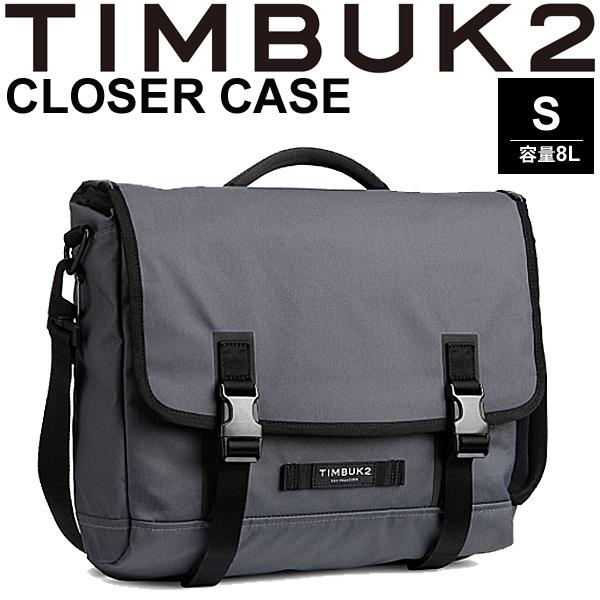 ブリーフケース ショルダーバッグ TIMBUK2 ティンバック2 The Closer Case ザ・クローザーケース Sサイズ 8L/ビジネスバック 手提げ メッセンジャー 鞄 正規品/181021314【取寄】