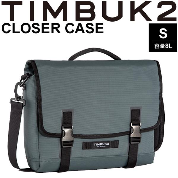 ブリーフケース ショルダーバッグ TIMBUK2 ティンバック2 The Closer Case ザ・クローザーケース Sサイズ 8L/ビジネスバック 手提げ メッセンジャー 鞄 正規品/181024730【取寄】