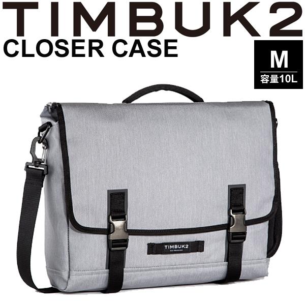 ブリーフケース ショルダーバッグ TIMBUK2 ティンバック2 The Closer Case ザ・クローザーケース Mサイズ 10L/ビジネスバック 手提げ メッセンジャー 鞄 正規品/181041909【取寄】