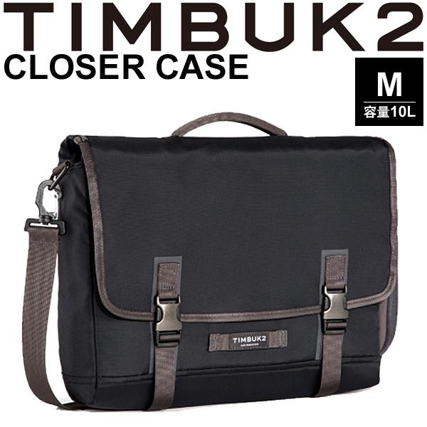 ブリーフケース ショルダーバッグ TIMBUK2 ティンバック2 The Closer Case ザ・クローザーケース Mサイズ 10L/ビジネスバック 手提げ メッセンジャー 鞄 正規品/181046114【取寄】