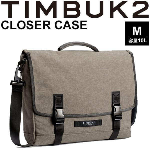 ブリーフケース ショルダーバッグ TIMBUK2 ティンバック2 The Closer Case ザ・クローザーケース Mサイズ 10L/ビジネスバック 手提げ メッセンジャー 鞄 正規品/181047941【取寄】
