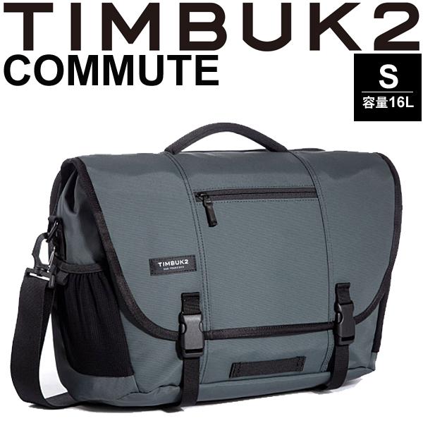 ショルダーバッグ TIMBUK2 ティンバック2 コミュート メッセンジャーバッグ Sサイズ 16L/ビジネス 通勤 通学 カジュアル 鞄 A4サイズ対応 かばん Messenger Bag 正規品 /20824730【取寄せ】