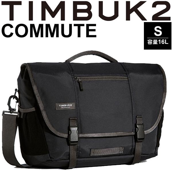 ショルダーバッグ TIMBUK2 ティンバック2 コミュート メッセンジャーバッグ Sサイズ 16L/ビジネス 通勤 通学 カジュアル 鞄 A4サイズ対応 かばん Messenger Bag 正規品 /20826114【取寄せ】
