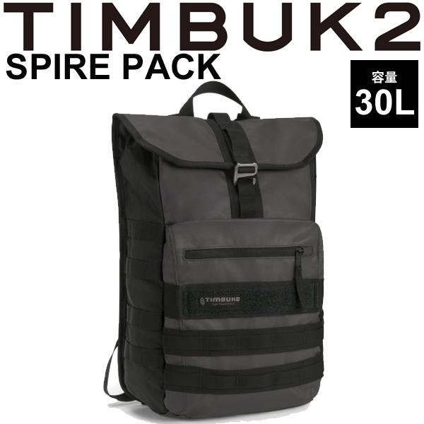 バックパック ティンバック2 TIMBUK2 スパイアパック Spire pack OSサイズ 30L/リュックサック ビジネス 通勤 鞄 A3サイズ対応 デイパック ザック 正規品/30632007【取寄】