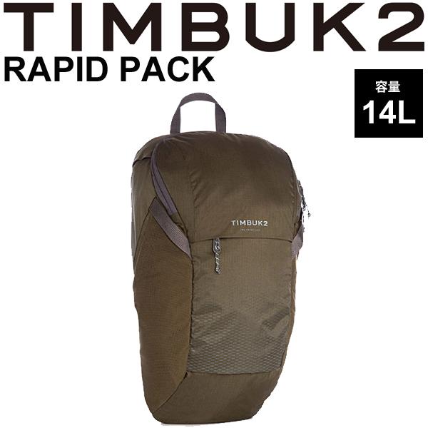 バックパック ティンバック2 TIMBUK2 ラピッドパック RAPID PACK OSサイズ 14L/メッセンジャー 自転車 サイクリング 軽量 鞄 正規品/57634274【取寄】