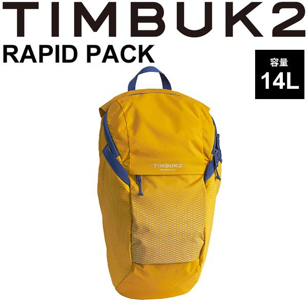 バックパック ティンバック2 TIMBUK2 ラピッドパック RAPID PACK OSサイズ 14L/メッセンジャー 自転車 サイクリング 軽量 鞄 正規品/57635894【取寄】