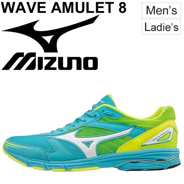 ランニングシューズ メンズ レディース Mizuno ミズノ ウエーブアミュレット8 WAVE AMULE マラソン フルマラソン サブ3.5 レーシングシューズ 靴/J1GA1825【取寄】【返品不可】