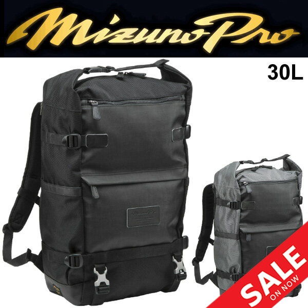 バックパック メンズ レディース mizuno ミズノプロ バックパックPTY スポーツバッグ 30L/ベースボールバッグ 野球 ソフトボール リュックサック 鞄/1FJD8906