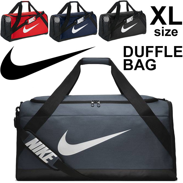Duffel bag Nike NIKE Brasilia duffel XL 101L Boston bag sports bag club  activities game gym large-capacity trip  BA5352 a2458a1125