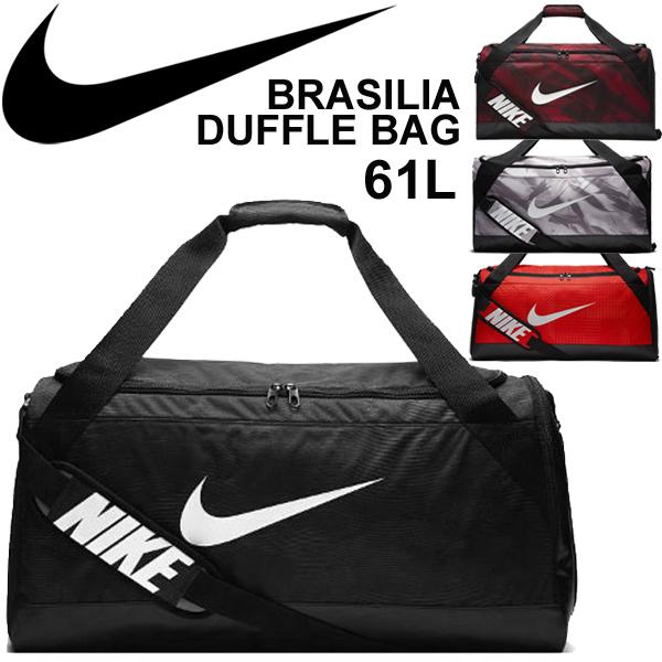 76fdeea229 Duffel bag Boston bag men gap Dis Nike NIKE Brasilia graphic medium size  61L sports bag ...