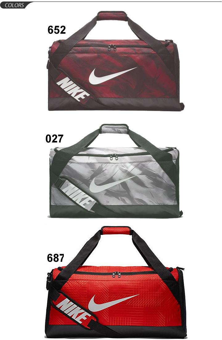 a67fa938d6 ... Duffel bag Boston bag men gap Dis Nike NIKE Brasilia graphic medium  size 61L sports bag ...