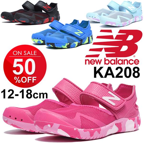866098fa05d2e Child / New Balance newbalance child shoes baby shoes kindergarten nursery  school Elementary School Velcro summer ...