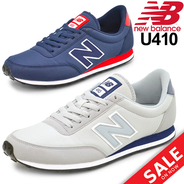 meilleure sélection f9127 7fc50 Sports shoes regular article /U410 for the sneakers men New Balance New  Balance U410 low-frequency cut nylon casual shoes D width man