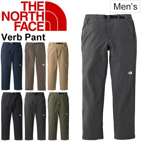 トレッキングパンツ メンズ ノースフェイス THE NORTH FACE バーブパンツ アウトドアウェア 男性用 ロングパンツ スラックス 紳士服 ボトムス/NB31805