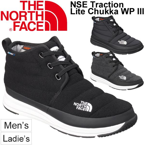 ヌプシ 秋冬 撥水 防寒 ブーツ THE 3/チャッカタイプ FACE カジュアル ウォータープルーフ ユニセックス/NF51886 メンズ レディース/ザノースフェイス 靴 スニーカー NORTH ウィンターシューズ 防水