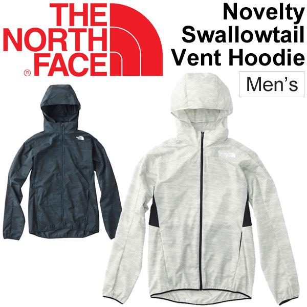 ウインドブレーカー ランニングジャケット 限定色モデル メンズ ザノースフェイス 男性 アウター シェルジャケット THE NORTH FACE スワローテイルベントフーディ ジョギング トレーニング ウインドブレイカー スポーツウェア/NP71783