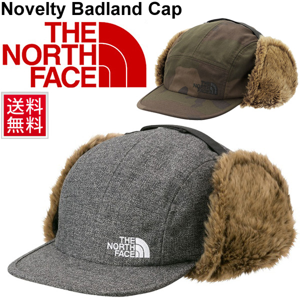 c5419237e Hat ザノースフェイス THE NORTH FACE Badlands cap-limited model cold protection  thermal insulation ear expectation fake fur outdoor winter ...