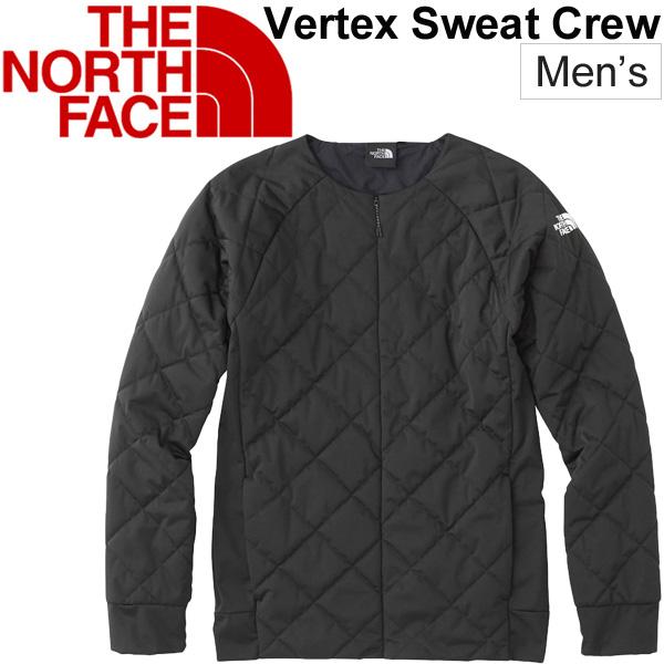 中わたジャケット ノーカラー メンズ ザノースフェイス THE NORTH FACE バーテックス スウェット クルー/防寒ウェア 男性 アウター スポーツ アウトドア ウェア ジャンバー ブルゾン/NY81880