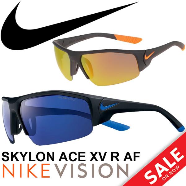 スポーツサングラス ナイキ NIKE SKYLON ACE XV AF トレーニング ランニング マラソン ゴルフ 野球 自転車 メンズ レディース メガネ 正規品/EV0895