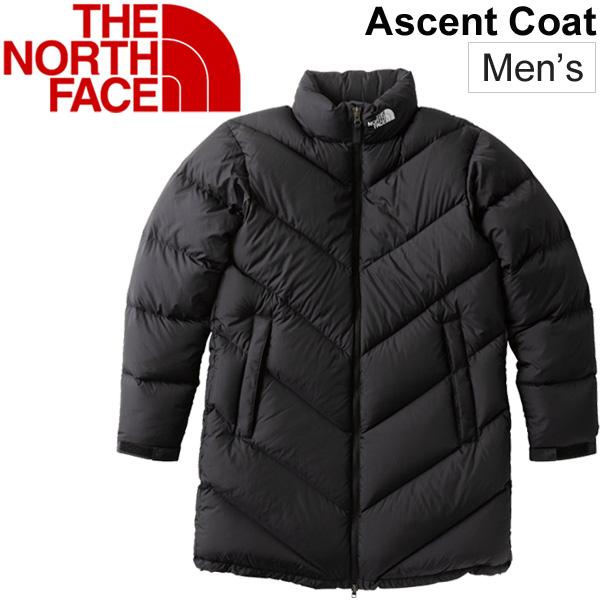 ダウンジャケット コート メンズ ザノースフェイス THE NORTH FACE /アウター 防寒 男性 アウトドア アッセントコート/ND91831【ギフト不可】