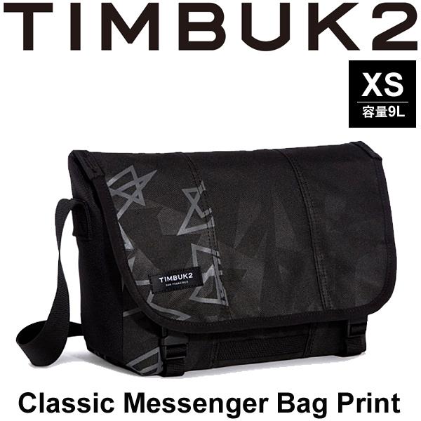メッセンジャーバッグ TIM BUK2 ティンバック2 Classic Messenger クラッシックメッセンジャー バッグプリント XSサイズ 9L/ショルダーバッグ 斜めがけ かばん 自転車 正規品/198419048【取寄せ】