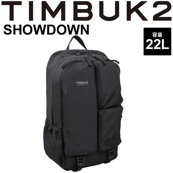 バックパック TIMBUK2 ショウダウン Showdown Pack ティンバック2 OSサイズ 22L/ラップトップ リュックサック ザック 鞄 正規品/34636114【取寄】