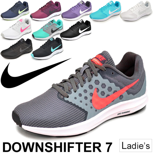 36bb1dea74c7d Running shoes Lady s Nike NIKE downshifter 7 jogging walking gym fitness  woman sneakers light weight shoes 22.5-25.5cm casual shoes DOWNSHIFTER 7  regular ...