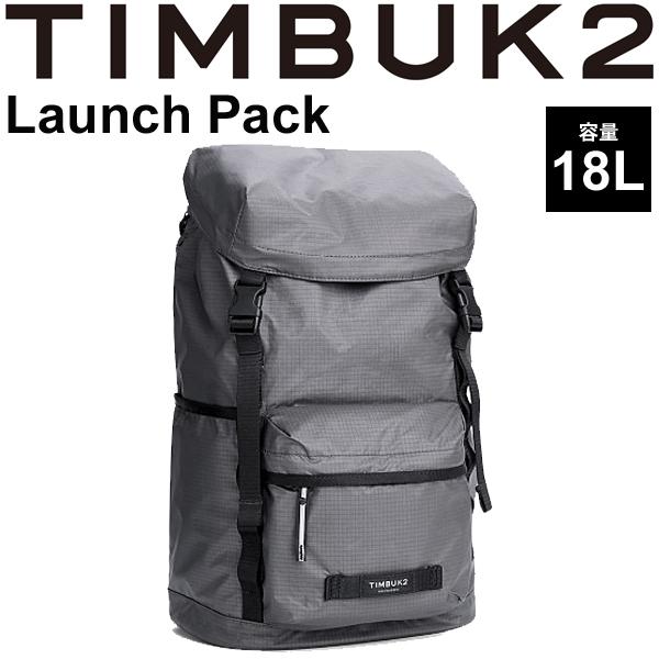 バックパック TIMBUK2 ローンチパック Launch Pack ティンバック2 OSサイズ 18L/リュックサック 雨蓋 トップローディング式 ザック デイパック 鞄 正規品/853231096【取寄】