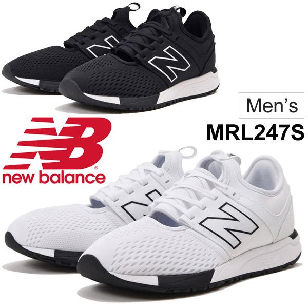 スリッポンシューズ メンズ ニューバランス newbalance MRL247S 限定モデル スニーカー ローカット 男性用 D幅 カジュアル サマーシューズ 靴 正規品/MRL247S