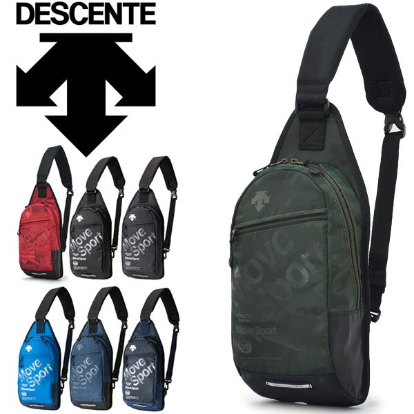9ce3d895ac1b Take body bag men gap Dis Descente Descente Move Sport sports bag 3L  one  shoulder bag slant  bag casual moving bag casual bag  DMALJA06