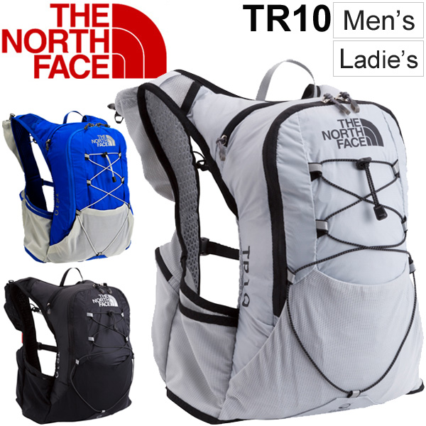 トレイルランニングパック バックパック TR10 メンズ レディース/ザノースフェイス THE NORTH FACE ティーアール10 ベストタイプ 12L/ハイドレーション トレラン スポーツバッグ 山岳レース 鞄 かばん リュックサック ザック 正規品/NM61759
