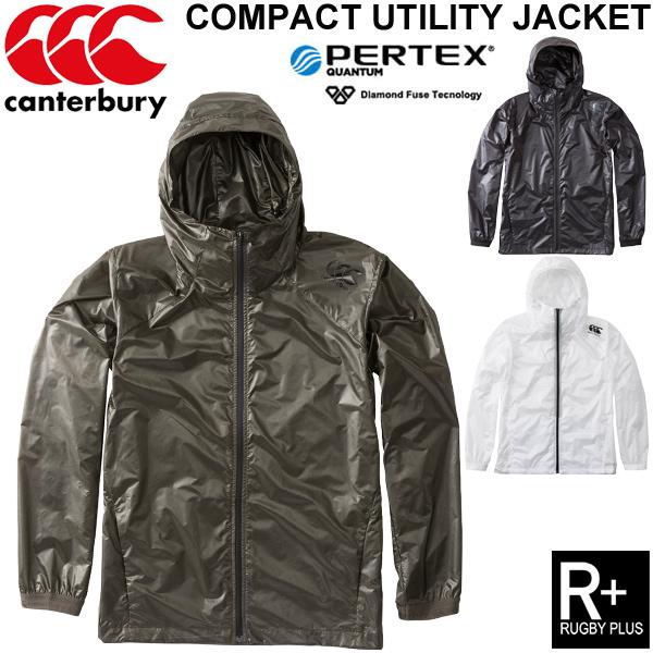 ウィンドブレーカー ジャケット メンズ/カンタベリー canterbury RUGBY+ コンパクト アウター 男性用 軽量 撥水 スポーツウェア ウインドブレイカー ジャンバー 収納袋付き// RP78540