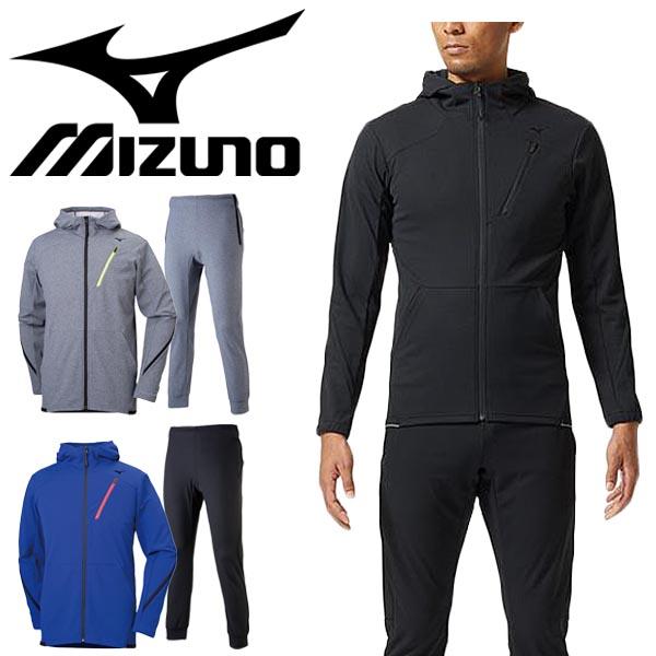 トレーニングウェア ジャージ 上下セット メンズ レディース ミズノ mizuno ドライエアロフロー ジャケット ロングパンツ/スポーツウェア ウォームアップ ジム 上下組 練習着 部活 セットアップ/32MC9050-32MD9050
