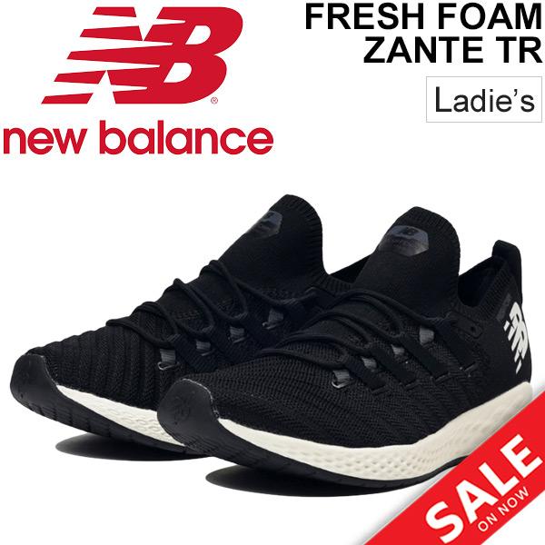 トレーニングシューズ レディース ニューバランス newbalance FRESH FOAM ZANTE TR W/ランニング ジョギング ジム フィットネス 女性用 D幅 スポーツシューズ スニーカー 靴/WXZNT