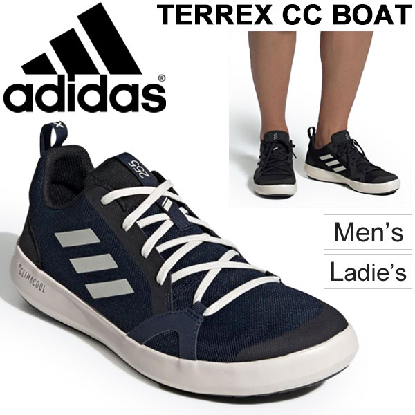 new styles 9577f 4d9b3 Water shoes men gap Dis Adidas adidas TERREX CC BOAT テレックスクライマクールボートアウトドア  land and water for two uses aqua shoes sneakers sports shoes unisex ...