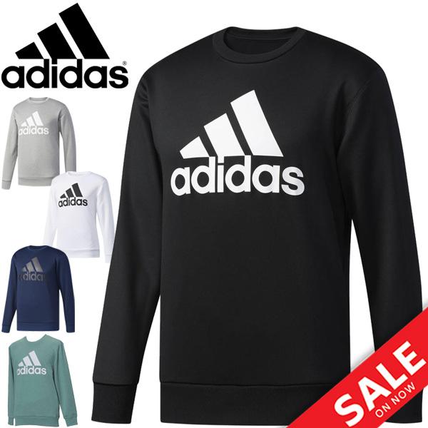 Fleece Crew Djp50 Neck Sweat Pile Shirt Men Casual Logo Trainer Long Light Sleeves Adidas Big J3Tl1FKc