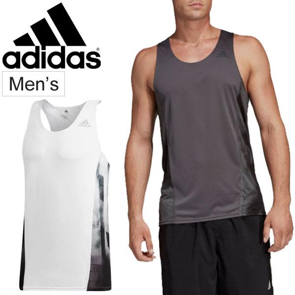 Tank top running wear men Adidas adidas SUB2 singlet sportswear marathon training gym sleeveless padded vest sleeve reply shirt motion tops /FRP66 for ...