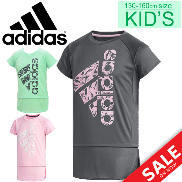 Childrens Apparel adidas Baby Girls Logo Body Shirt Set 2 Pack Adidas LT