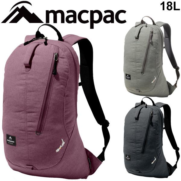 バックパック リュックサック マックパック MACPAC  アーバンカフーナ18 Urban Kahune 18L デイパック ザック アウトドア カジュアル 自転車 通勤 通学 メンズ レディース 鞄 /MM71902