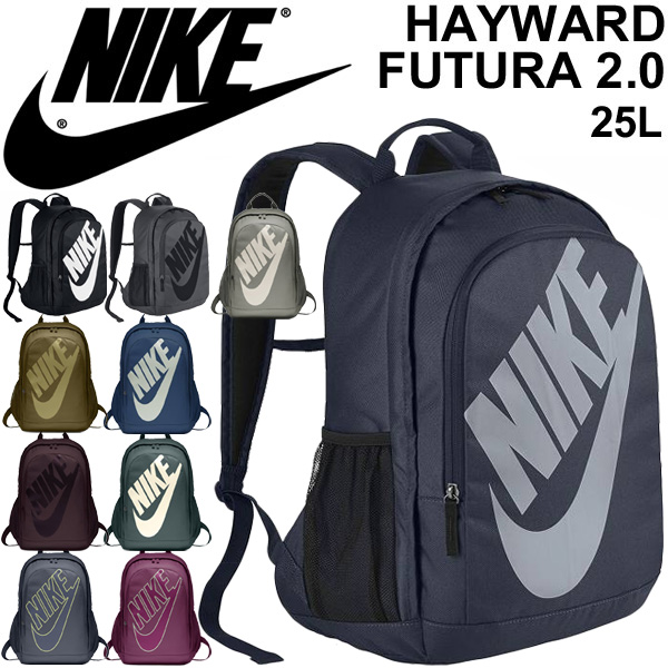 5a82575837 APWORLD  Nike NIKE backpack Hayward Futura 2.0 sport bag big logo bag 25 l  backpack large bag casual commuter school  BA5217 05P03Sep16