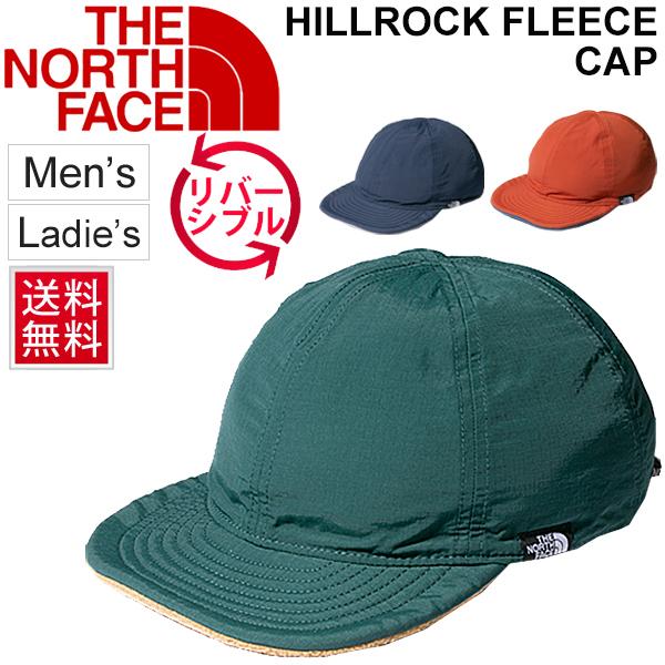 キャップ リバーシブル 帽子 メンズ レディース ノースフェイス THE NORTH FACE ヒルロックフリースキャップ/アウトドア フリース ナイロン 2WAY ベースボールキャップ カジュアル 男女兼用 シンプル アクセサリ ぼうし/N41910